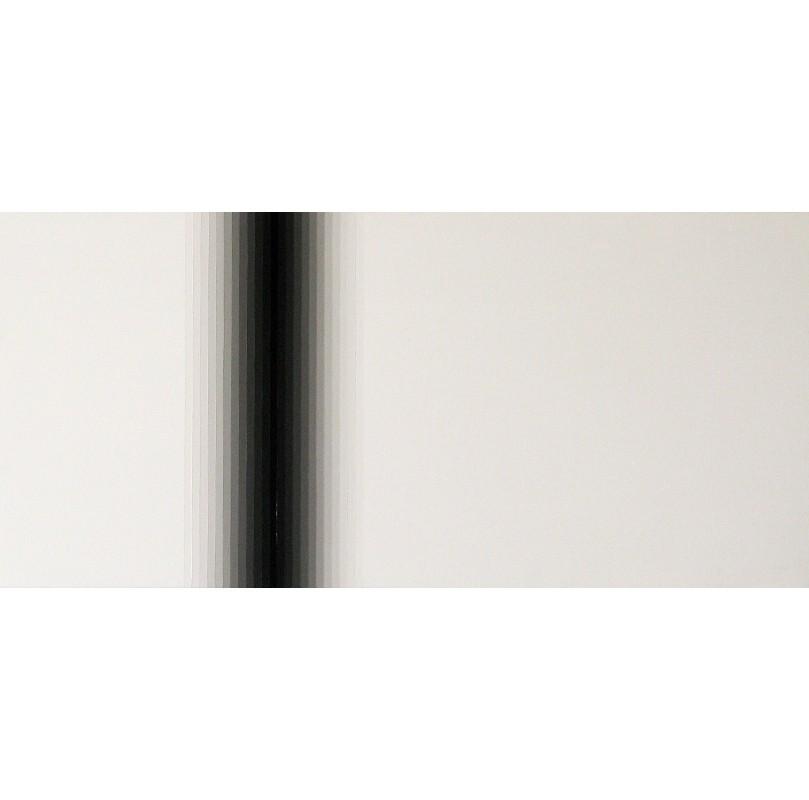 Light Band Painting #9 | 2010 | Acrylic on canvas | 66 x 31 cm