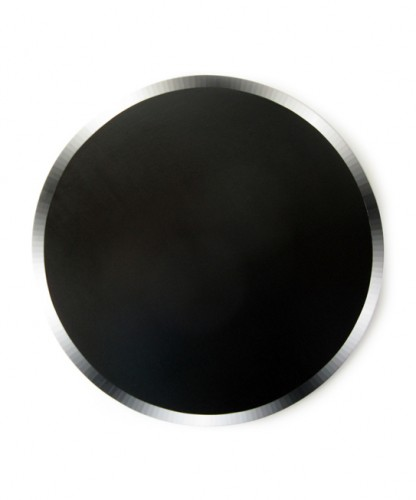 Flux | 2011 | Acrylic on linen | 68.5 cm diameter