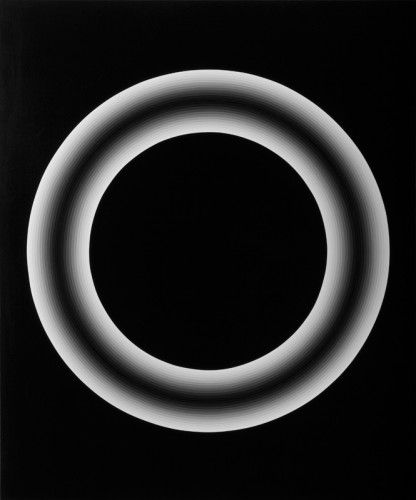 Ring #3 | 2011 | Acrylic on canvas | 101.5 x 122 cm