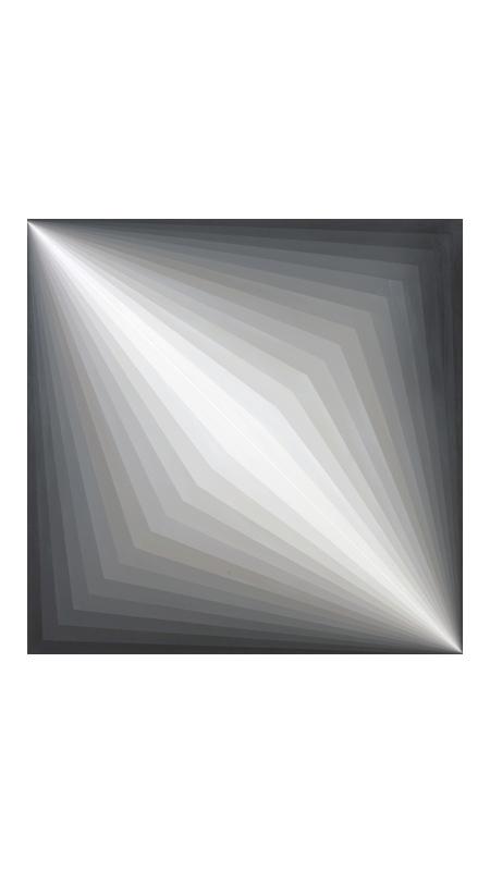 Light Painting #2 | 2008 Acrylic on canvas | 76 x 76 cm