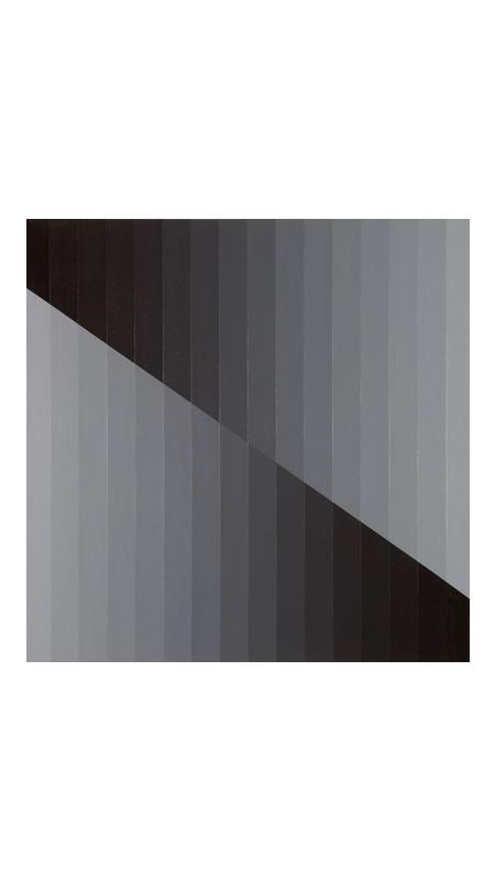 Painting the Light #5 | 2005 Acrylic on canvas | 76.5 x 76.5 cm
