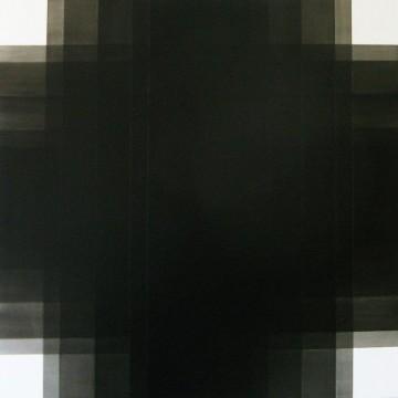 Bound 2014 | Acrylic on linen 80 x 80cm