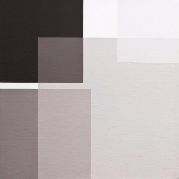 Form 2013 | Acrylic on linen 46 x 46cm