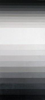 Light Band #4 | 2010 Acrylic on canvas | 31 x 66 cm