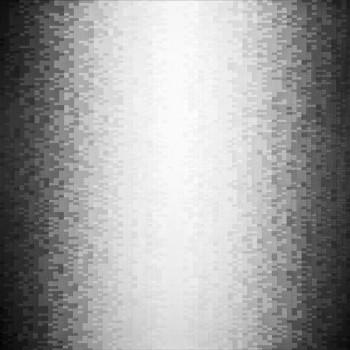 Probability Monochrome #4 | 2010 Acrylic on canvas 91.5 x 86.5 cm