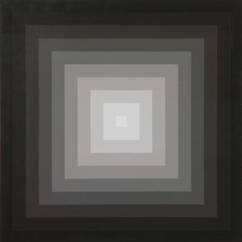 Proximal #4 | 2008 Acrylic on linen | 46 x 46 cm