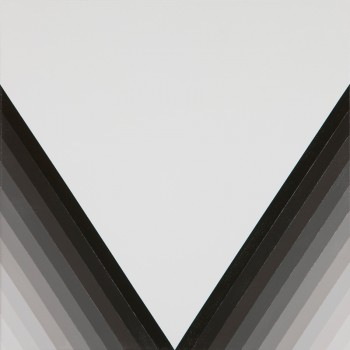 Proximal #5 | 2008 Acrylic on linen | 46 x 46 cm