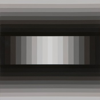 Proximal #7 | 2008 Acrylic on linen | 46 x 46 cm