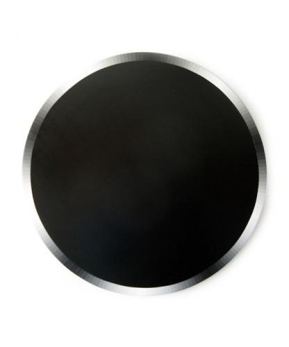 Flux | 2011 | Acrylic on linen | 68.5 cm diameter