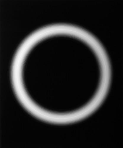 Ring #1 | 2011 | Acrylic on canvas | 101.5 x 122 cm