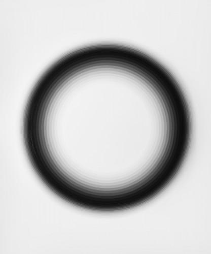 Ring #2 | 2011 | Acrylic on canvas | 101.5 x 122 cm