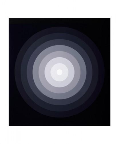 Singularity #1 | 2011 | Acrylic on linen | 86.5 x 91.5 cm