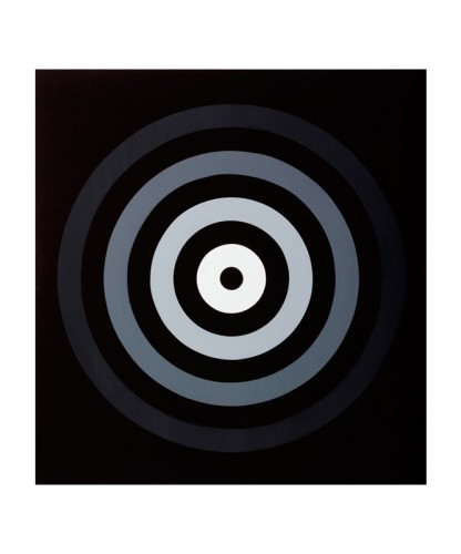 Singularity #4 | 2011 | Acrylic on linen | 86.5 x 91.5 cm