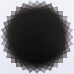 Square #5 | 2008 Acrylic on canvas | 101.5 x 101.5 cm