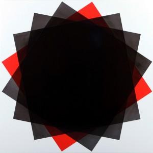 Square #6 | 2009 Acrylic on linen | 101.5 x 101.5 cm