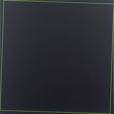Trace (Grey #1) | 2008 | Acrylic on canvas | 101.5 x 101.5 cm